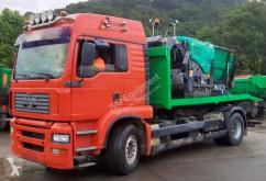 Camión MAN 18.480 multivolquete usado