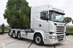 Camion Scania R 520 porte containers occasion