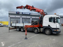 Camion Scania R 500 plateau ridelles occasion