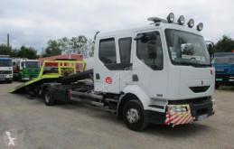 Kamión Renault Midlum 220 DCI kamión na prepravu vozidiel ojazdený