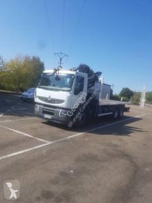 Camion plateau Renault Premium Lander 370