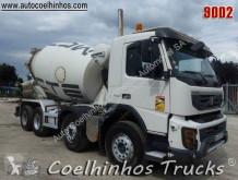 Camión Volvo FMX 460 hormigón cuba / Mezclador usado