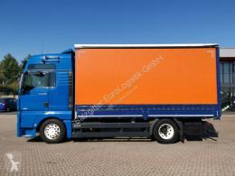 MAN ponyvával felszerelt plató teherautó TGX TGX 18.580 4x2 LL /Intarder /D38/Navi/Standklima