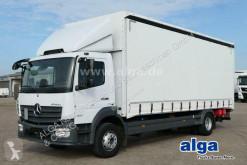 Camión lona corredera (tautliner) Mercedes Atego 1527 L Atego, 1627 L Atego, AHK, LBW, Klima