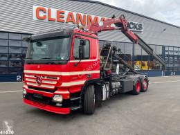 Mercedes Actros 2544 LKW gebrauchter Container