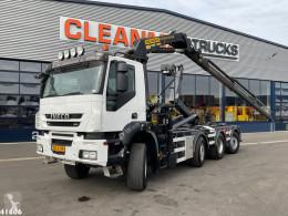 Camion polybenne Iveco Trakker