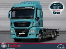 Kamión podvozok MAN TGX 26.460 6X2-2 LL, Intarder, XLX, Navi, ACC