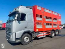 Camión remolque ganadero Volvo FH 520