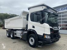Camião Scania P P450 B 6X4 HZ Euro 6 Muldenkipper *neue Aufbau basculante usado