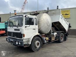 Répandeuse Renault G260 Asphalt Distributor + Bitumen Sprayer Good Condition