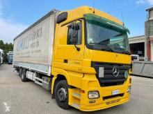 Camión Mercedes Actros 2544 lonas deslizantes (PLFD) usado