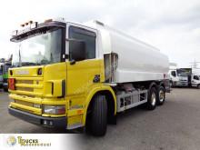 Camion Scania P124 cisterna usato