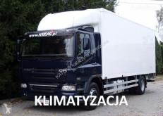 Camion DAF CF 65.220 Euro 5 kontener 18 palet winda klapa Sprowadzony fourgon occasion