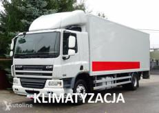 Camión DAF Cf 65.220 Euro 5 kontener 19 palet winda klapa furgón usado