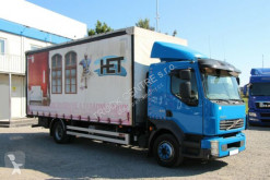 Camion savoyarde Volvo FL 240, EURO 5, TAIL LIFT, 16 PALLETS, TOP