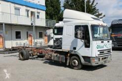 Камион Iveco EUROCARGO ML 75, ALL FUNCTIONAL, VALID REVISIONS шаси втора употреба