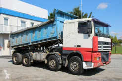 Camión volquete DAF XF 95 430, 8x4, THREE-SIDED TIPPER, GOOD TIRES