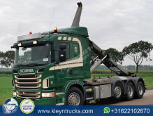 Camion Scania G 480 polybenne occasion