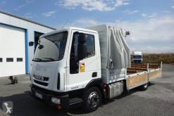 Lastbil skjutbara ridåer (flexibla skjutbara sidoväggar) Iveco Eurocargo 100 E 19