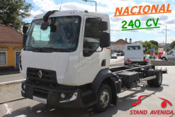 Renault chassis truck D-Series 240.12 DTI 5