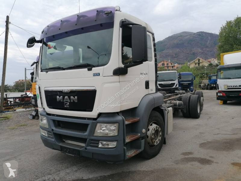 Voir les photos Camion MAN TGS 26.360