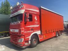卡车 侧边滑动门(厢式货车) 达夫 XF 510