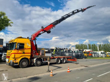 Teherautó Scania R 620 használt platóoldalak plató
