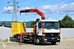 Mercedes autómentés teherautó ACTROS 2531Abschleppwagen 7,30m+ FASSI F190A.22