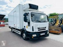 Camión Iveco Eurocargo 120E22, Euro 5, Carier Supra 550, LBW frigorífico usado