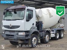 Camion Renault Kerax 410 betoniera cu rotor/ Malaxor second-hand