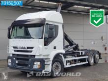 Camión Gancho portacontenedor Iveco Stralis 450
