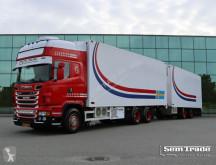 全挂牵引车 冷藏运输车 斯堪尼亚 R500 V8