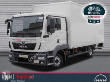 Camion fourgon MAN TGL 8.190 BL-L-KOFFER-AHK-LBW-KLIMA-LGS-