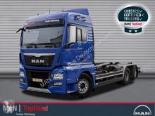 Camião MAN TGX 26.520 6X2-4 BL MEILLER RK 20.70 multi-basculante usado