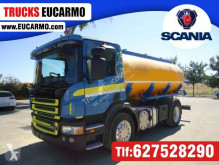 Камион Scania цистерна втора употреба