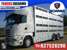 Camion Scania bétaillère occasion