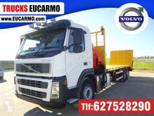 Volvo heavy equipment transport truck FM12 380