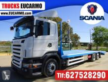 Lastbil Scania R maskinbärare begagnad