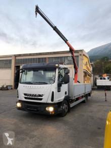 Camión Iveco Eurocargo 100 E 22 caja abierta usado