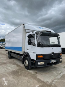 Camion Mercedes Atego 1223 fourgon occasion