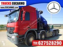 Камион платформа Mercedes Actros 4151