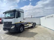 Mercedes hook lift truck Actros 2642