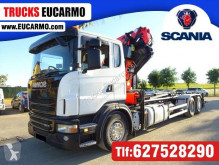 Camion Scania G 420 plateau occasion