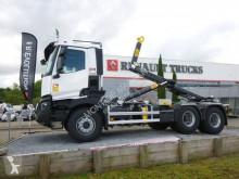 Renault hook lift truck C-Series 460.26 DTI 11