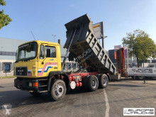 Camion MAN 25.272 Manual - Full steel - 488015KM benne occasion
