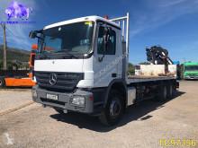 Camión caja abierta Mercedes Actros 2636
