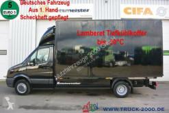 Volkswagen Crafter Frisch+Tiefkühl -20° Scheckheft Klima truck used refrigerated