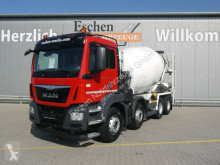 Camion calcestruzzo rotore / Mescolatore MAN TGS 32.440BB 8x4*9m³ Stetter*Klima*Navi*1.Hand