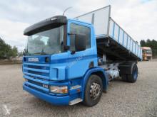 Lastbil Scania P94/230 4x2 Tipper ske brugt