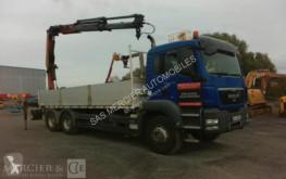 Camión MAN TGS usado